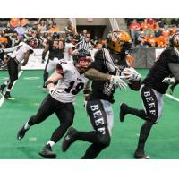 Omaha Beef vs. the Sioux City Bandits