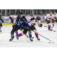 Lincoln Stars battle the Youngstown Phantoms