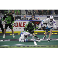 Saskatchewan Rush vs. the Rochester Knighthawks