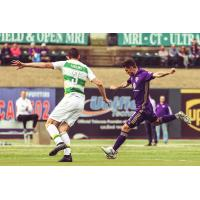Louisville City FC vs. the Tampa Bay Rowdies