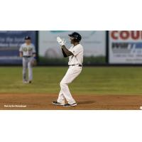 Marcus Wilson of the Visalia Rawhide