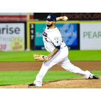 Somerset Patriots RHP Dustin Antolin