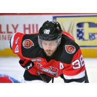 Binghamton Devils Center Bracken Kearns