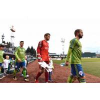 Captain Ray Saari and Seattle Sounders FC 2