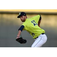 Columbia Fireflies Pitcher Joe Cavallaro