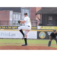 West Virginia Power RHP Clay Holmes