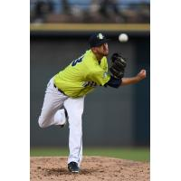 Columbia Fireflies RHP Joe Cavallaro