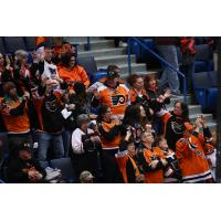 Lehigh Valley Phantoms fans