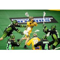 Georgia Swarm vs. the Saskatchewan Rush