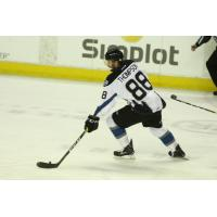 Idaho Steelheads Forward Tommy Thompson