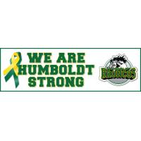 Humboldt Strong Rinkboard