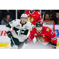 Portland Winterhawks vs. the Everett Silvertips