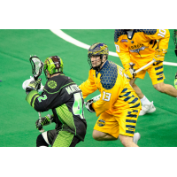 Saskatchewan Rush vs. the Georgia Swarm