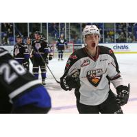 Vancouver Giants Defenceman Dylan Plouffe