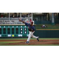 Frisco RoughRiders Pitcher Richelson Pena