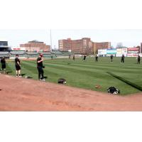 Long Island Ducks Begin Spring Training Workouts