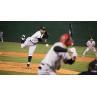 Jackson Generals pitcher Jon Duplantier delivers vs. the Chattanooga Lookouts