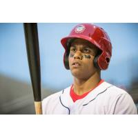 Juan Soto with the Hagerstown Suns