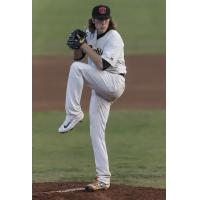 Visalia Rawhide pitcher Connor Grey
