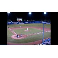 A Las Vegas 51s game on MiLB.tv