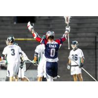 Davey Emala of the Boston Cannons