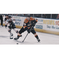 Greenville Swamp Rabbits forward Caleb Herbert