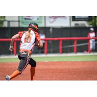 Chicago Bandits outfielder Sammy Marshall