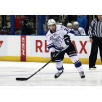 Defenseman Jared Freadrich with the Victoria Royals