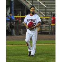 Anthony Rendon with the Potomac Nationals