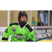 Kyle Aucoin with the Chicago Mission U16 program