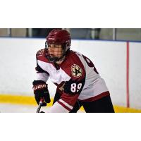 Matthew Knies with the Phoenix Jr. Coyotes