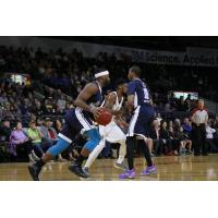 Halifax Hurricanes vs. the London Lightning in Game 3