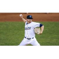 Lakewood BlueClaws pitcher Addison Russ