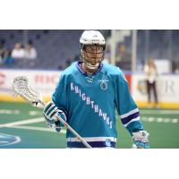 Rochester Knighthawks transition man Brad Gillies