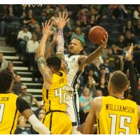 Billy White of the Halifax Hurricanes vs. the London Lightning in Game 6