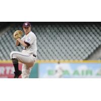Texas A&M pitcher Landon Miner