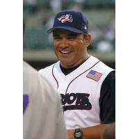 Former Somerset Patriots coach and instructor Ben Fonseca
