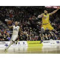 Halifax Hurricanes vs. the London Lightning in Game 7