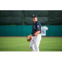Dalton Blaser of the Charleston RiverDogs