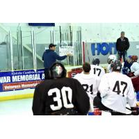 Johnstown Tomahawks Assistant Coach Nick Perri