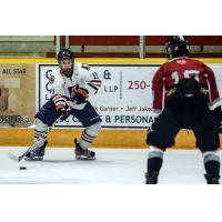 Kamloops Blazers First Round Pick Logan Stankoven with Yale Bantam Prep