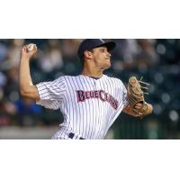 Lakewood BlueClaws pitcher Julian Garcia