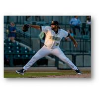 Columbia Fireflies pitcher David Peterson
