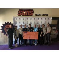 NAZ Suns Donate Proceeds to Local Law Enforcement Agencies, First Responders and Military