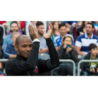 Ottawa Fury FC General Manager Julian de Guzman