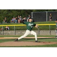 Medford Rogues pitcher Tyler Burch punched out seven over seven scoreless innings