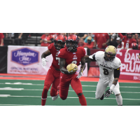 Maine Mammoths attempt to catch the Jacksonville Sharks