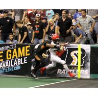 Arizona Rattlers can't prevent a Sioux Falls Storm score