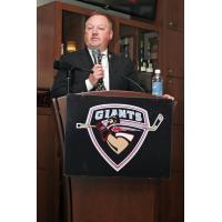 Vancouver Giants General Manager Barclay Parneta Introduces Michael Dyck