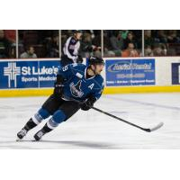 Idaho Steelheads forward Mitch Moroz